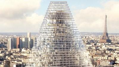 Parijs krijgt na veertig jaar eindelijk een nieuwe wolkenkrabber