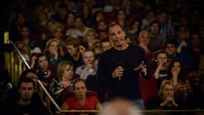 Explaining Yanis Varoufakis: Greece's Anti-Austerity 'Rock Star'