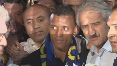 Nani and the Infinite Sadness of His Turkish Football Airport Welcome