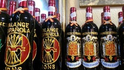 Beber y emborracharse como un español