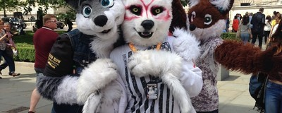 Drinking with London's Furries Taught Me Some Valuable Life Lessons