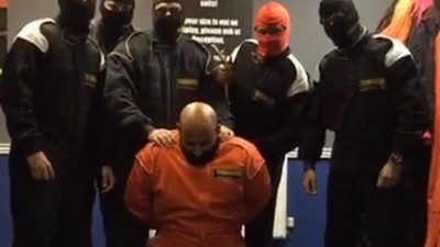 Some HSBC Workers Just Got Sacked for Pretending to Behead a Colleague Like ISIS