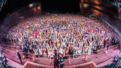 Bassnectar Hates the Music Industry but Is Totally Cool with Taylor Swift