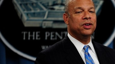 Watch Live: Secretary of Homeland Security Jeh Johnson on Today's Shutdown on Wall Street