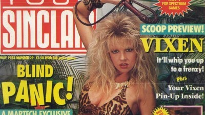 How 'Your Sinclair' Magazine Changed Gaming Journalism Forever