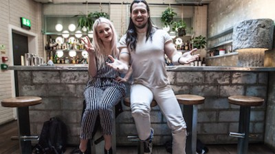 I Went On a Date with Andrew WK, the Party God, and We Mostly Talked About Depression