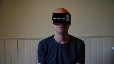 Uma máquina para fazer sexo com desconhecidos: bem-vindos ao sexo virtual