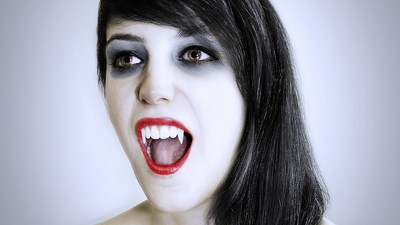 New Study Says It's Hard Out There for Real-Life, Blood-Drinking Vampires
