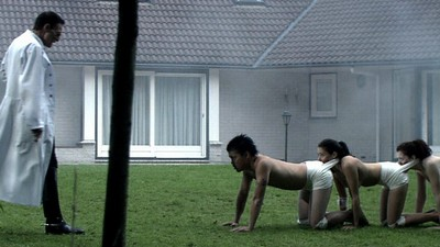 The Critics Are Wrong About 'The Human Centipede' Film Trilogy