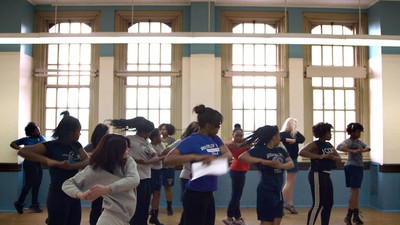 Brooklyn's Best Step Team Breaks the Stage