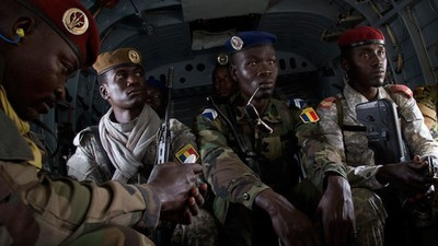 Tsjaad vecht tegen Boko Haram