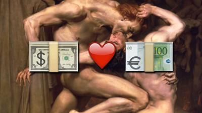 El euro ya no vale una mierda