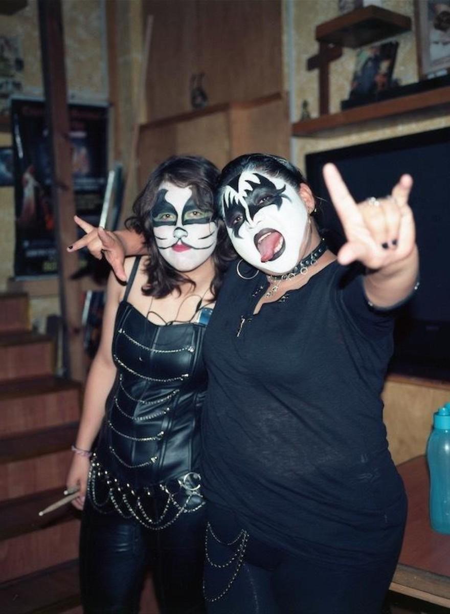 Kiss tiene un ejército en México