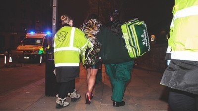 A Night Out with the Volunteer Group Rescuing the UK's Drunkards from Themselves
