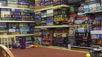 Cardboard Hoarders: Meet the UK's Most Obsessive Board Game Collectors
