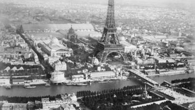 La Torre Eiffel es uno de los monumentos a la muerte más grandes del mundo