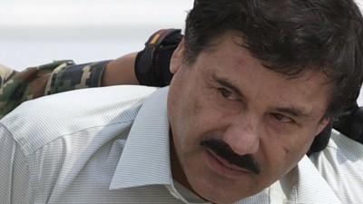 El Chapo Guzmán escapó de prisión en moto a través de un túnel