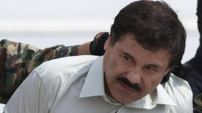 Mexican Drug Lord 'El Chapo' Escapes Prison Through Elaborate Tunnel With Motorcycle