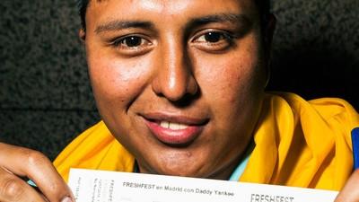Reggaeton en Madrid: estos son los fans de Daddy Yankee