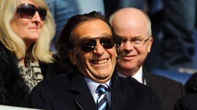 """Dürfen wir vorstellen: Massimo Cellino, der """"Trainer-Fresser"""""""