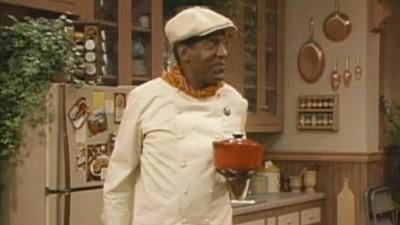 Hay un episodio de 'La Hora de Bill Cosby' en el que pone cachonda una mujer con una salsa barbacoa mágica