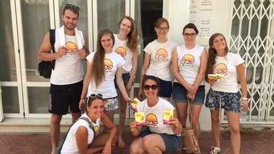 Os presentamos a los misioneros cristianos de Ibiza