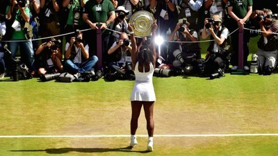 Serena Is the Defining Tennis Player of This Generation—Male or Female