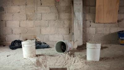 """Visitamos el final del túnel por donde """"El Chapo"""" consumó su flagrante evasión"""