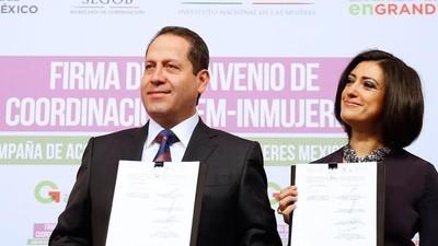 El gobernador del Estado de México pide 'alerta de género' debido a la ola de feminicidios