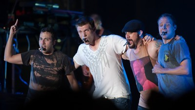 Backstreet Boys and N'Sync Are Making a Zombie-Western Together