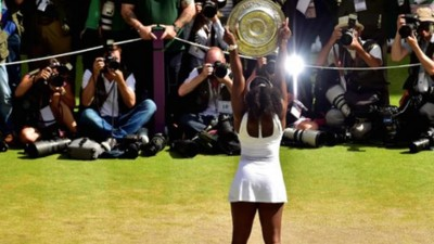 Serena Is the Defining Tennis Player of This Generation – Male or Female