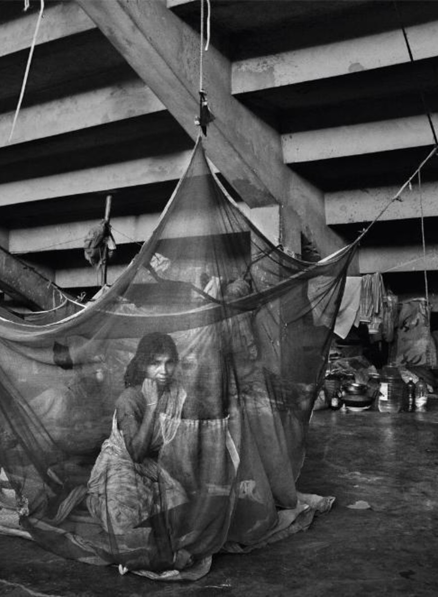 Photos of the Most Vulnerable People in Bangladesh