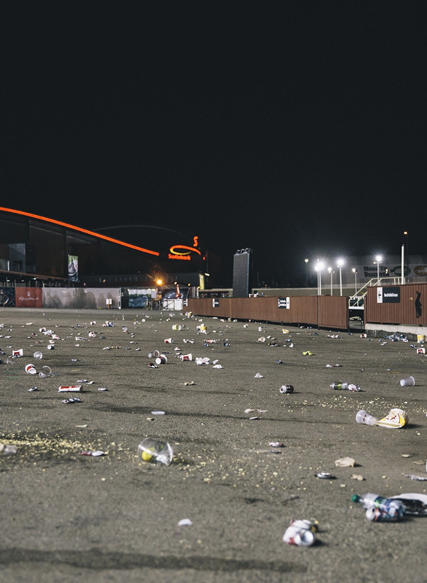 The Messy Aftermath of the Calgary Stampede