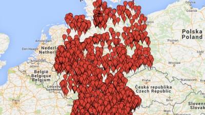 Benutzen Rassisten Google Maps, um Flüchtlinge zu jagen?