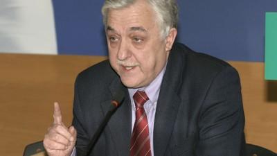 De voormalige Griekse minister van Financiën die de crisis al van mijlenver zag aankomen