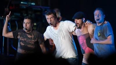 Die Backstreet Boys und N'Sync drehen zusammen einen Zombie-Western
