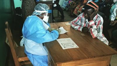 Ebola's Paper Trail