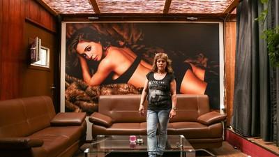 Sekswerkers in Saarland