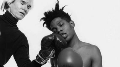 Michael Halsband nos habla en exclusiva de la historia de su foto de Warhol y Basquiat