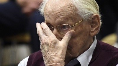 The 'Bookkeeper of Auschwitz' Has Just Been Convicted of 300,000 Counts of Accessory to Murder