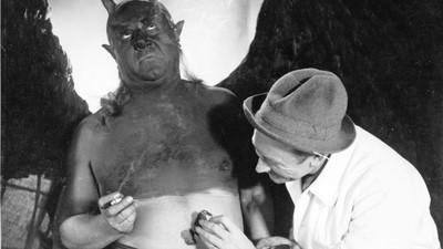 Un tipo ha decidido robar la cabeza de Murnau