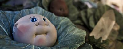 We Went to the Freaky Animatronic Hospital Where Cabbage Patch Kids Are Born