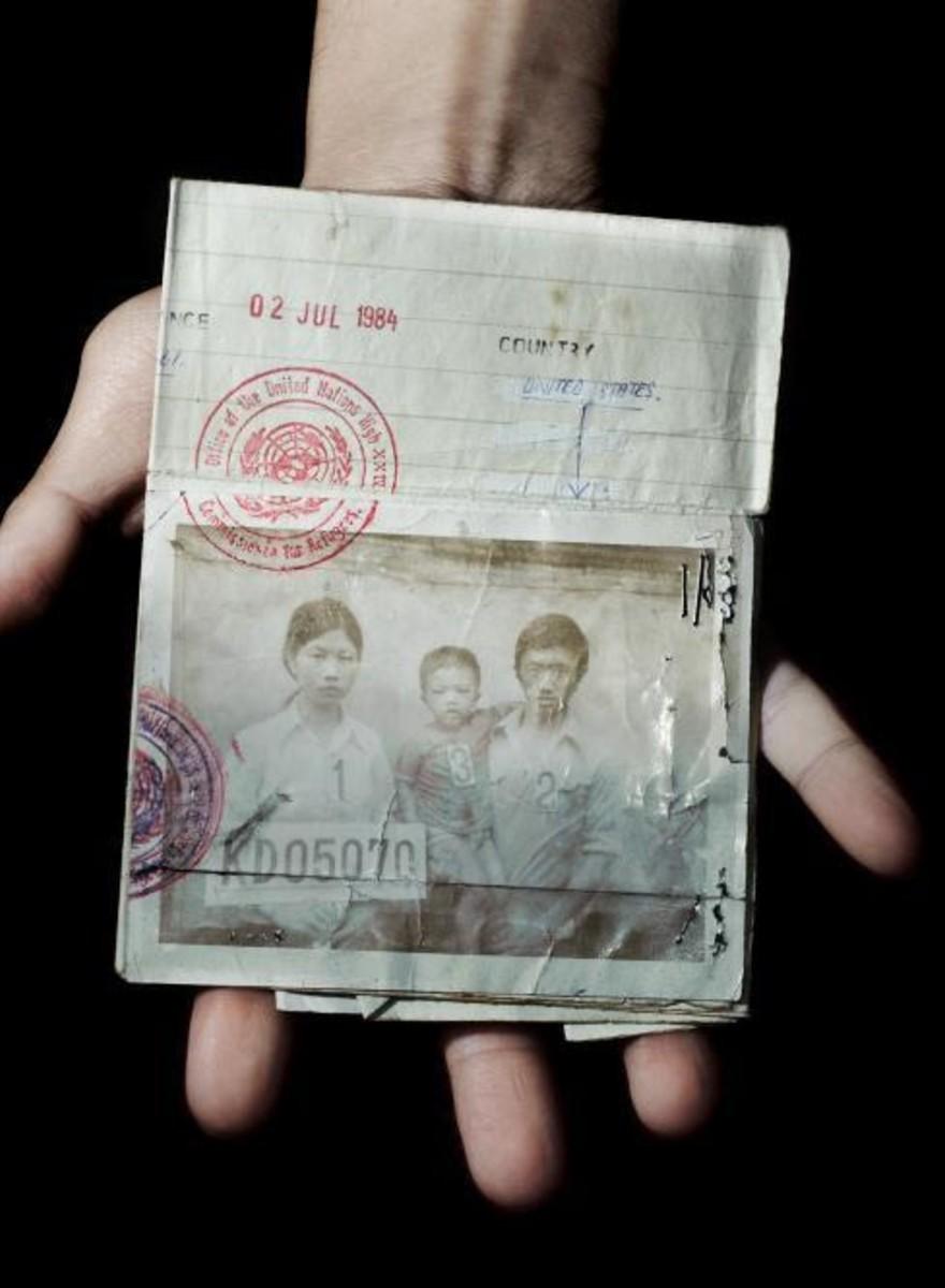 La diaspora della comunità cambogiana in America