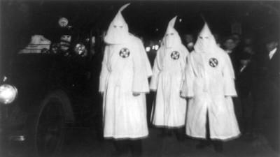 Der Ku-Klux-Klan versucht, sein Image mit gemeinnützigen Projekten zu retten