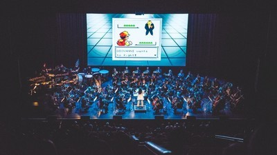 Here's What the Official Pokémon Symphony Sounds Like