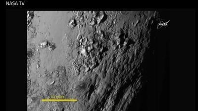 La NASA a publié de nouvelles images de Pluton