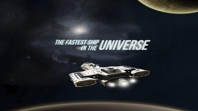 Diese Infografik vergleicht die schnellsten Raumschiffe des Universums