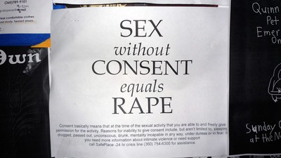 Would Signing a 'Consent Form' Protect UK Students from Sexual Assault?