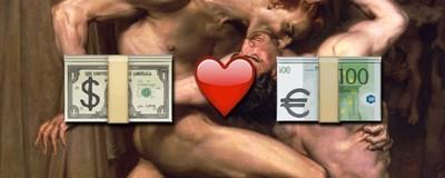 O euro já não vale nada