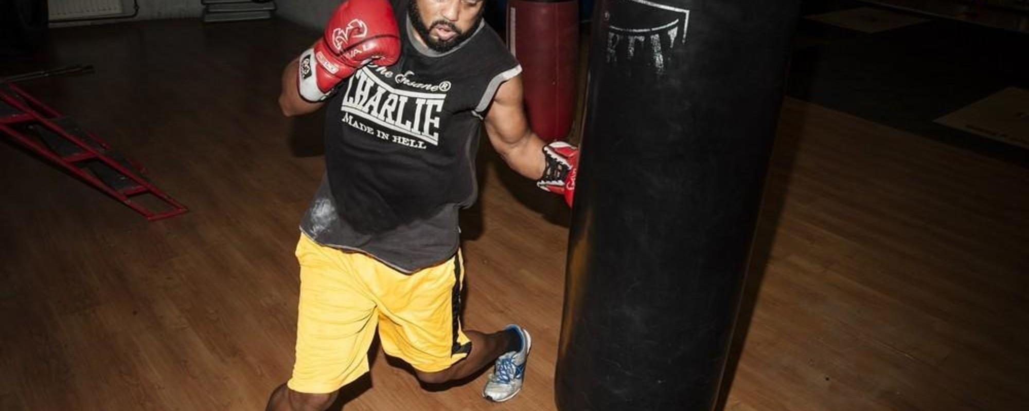 Gabri Campillo: 16 años peleando para sobrevivir en un ring